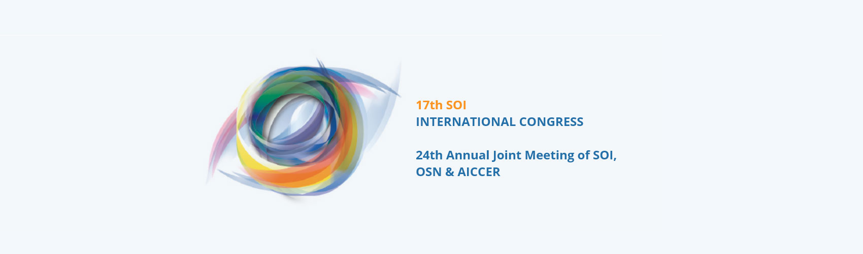 17th SOI - INTERNATIONAL CONGRESS